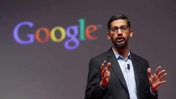 Sundar Pichai, CEO Google