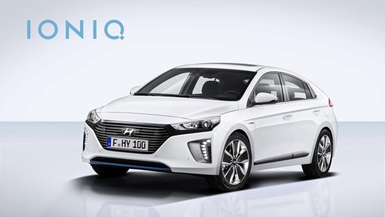 Hyundai Ioniq Geneva 2016