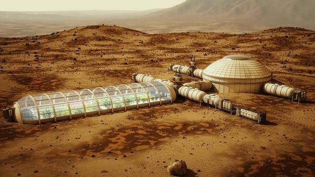 Elon Musk mars colony 2