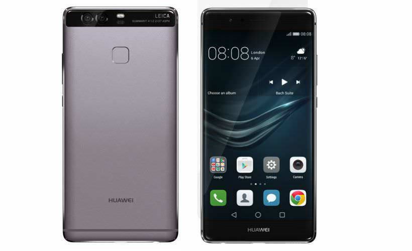 huawei-p9- smartphone