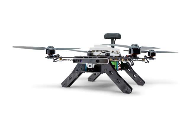 Intel Takes the Cover Off Aero, Quadcopter Drone