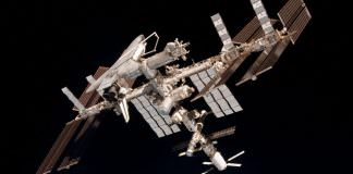 NASA plans to Sell International Space Station to SpaceX like company