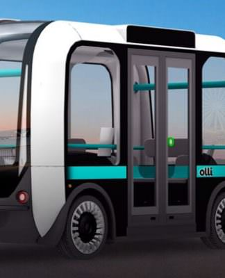 Russian Google contemporary Yandex to make Ollie-like self driving shuttle