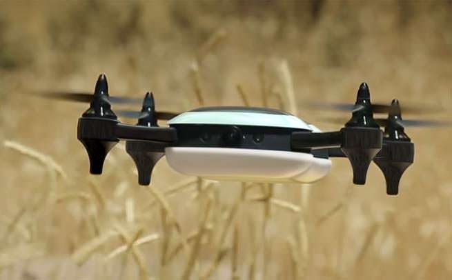 Evolution of drone technology