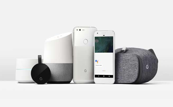 Google Hardware Revolution