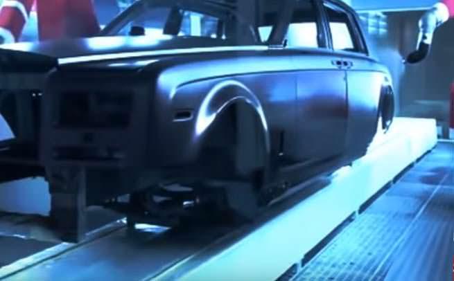 Robotic protective coating