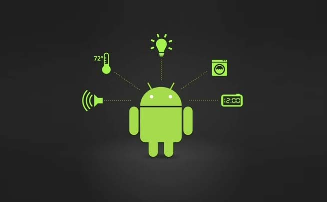 Android Things Google Home