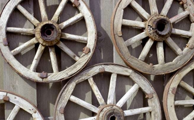 Lesson from the wheel