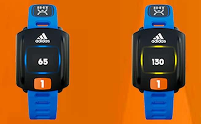 Adidas Zone fitness tracker