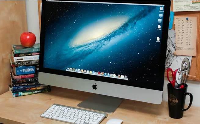 Apple iMac new desktop pc