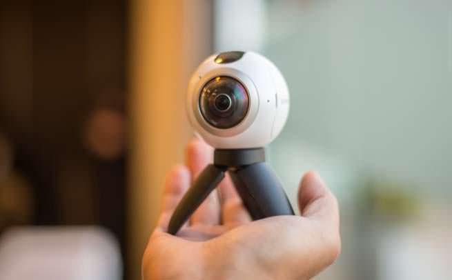 Samsung Gear 360 videography