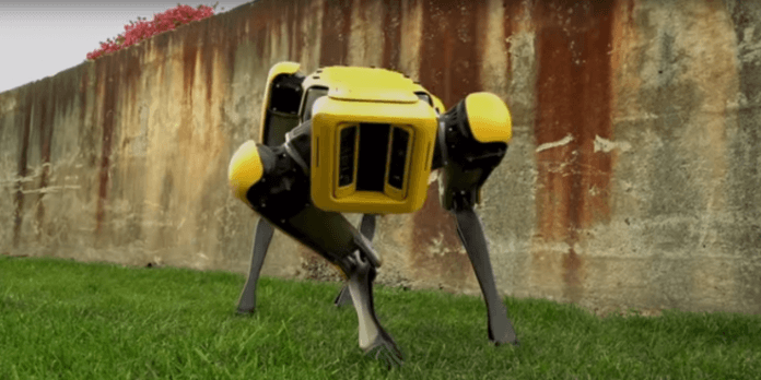 Boston Dynamics Teases New Lifelike SpotMini