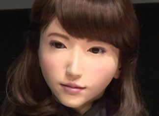 Japanese Robot to soon Anchor News starting April