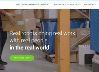 Fetch Robots Will Automate Warehouse Work